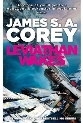 Leviathan Wakes (Expanse 1) - James S. A. Corey