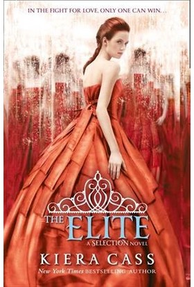 The Elite (The Selection 2) - Kiera Cass
