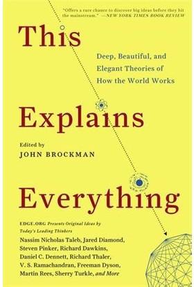 This Explains Everything - John Brockman