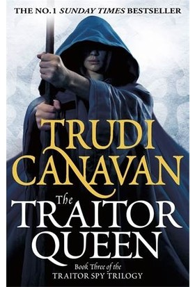 The Traitor Queen (Traitor Spy 3) - Trudi Canavan