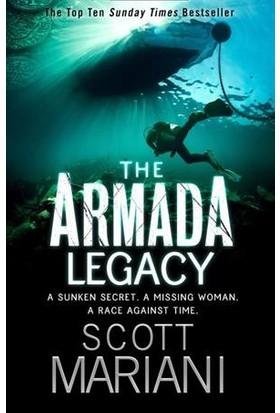 The Armada Legacy (Ben Hope 8) - Scott Mariani