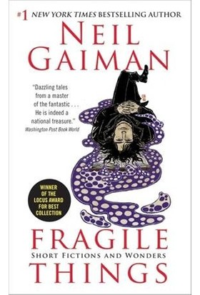 Fragile Things (mass market ed.) - Neil Gaiman