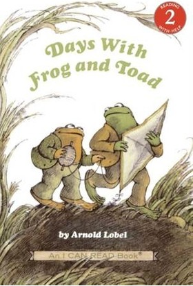 Days With Frog And Toad (I Can Read, Level 2) - Arnold Robel