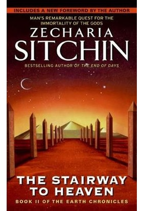 The Earth Chronicles 2: Stairway to Heaven - Zecharia Sitchin