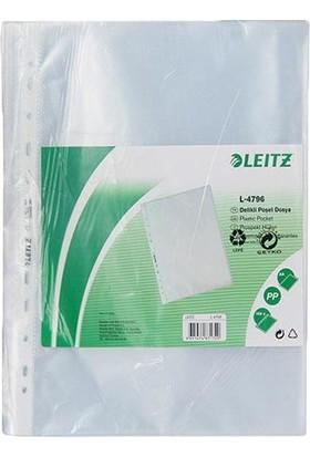 Leitz Delikli Poset Dosya A4 100 Lu (4796T)