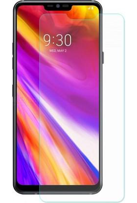 Engo LG G7 Nano Flexible Esnek 9H Temperli Ekran Koruyucu Cam