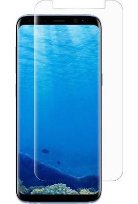 Engo Samsung Galaxy J4 Nano Flexible Esnek 9H Temperli Ekran Koruyucu Cam