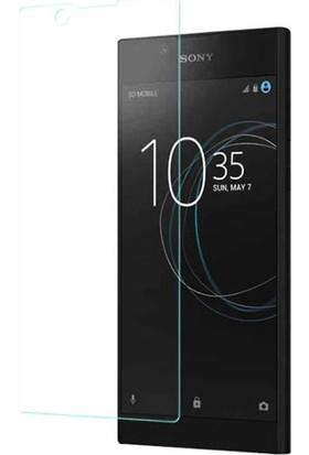 Engo Sony Xperia L1 Nano Flexible Esnek 9H Temperli Ekran Koruyucu Cam