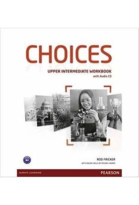 Choıces-Upper Intermediate Workbook - Rod Fricker