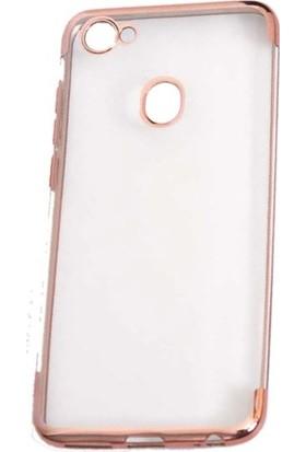 Teleplus Casper Via G3 Lazer Silikon Kılıf Rose Gold
