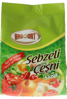 Bağdat Sebzeli Çeşni 250 gr