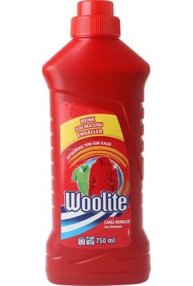 Woolite Canlı Renkler 750 ml