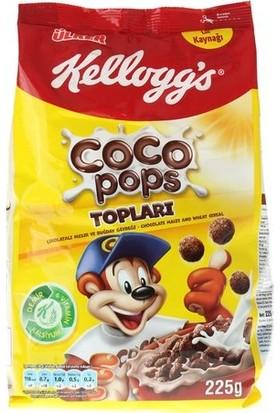 Kelloggs Coco Pops Çikolatalı 225 gr