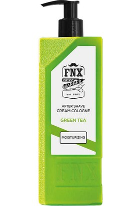 Fnx Barber Yeşil Çay Krem Kolonya 375 ml