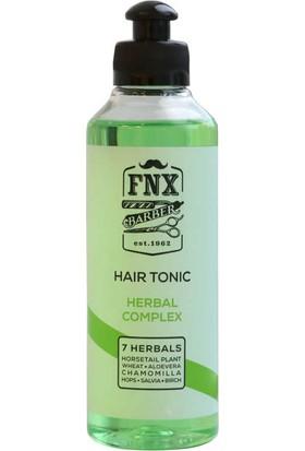 Fnx Barber 7 Bitki Özü Saç Toniği 250 ml