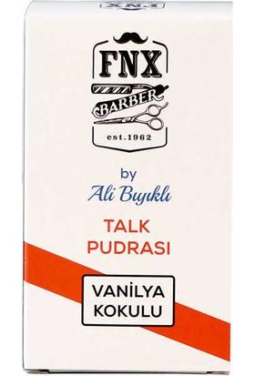 Fnx Barber Vanilya Kokulu Ali Bıyıklı Talk Pudra 250 GR