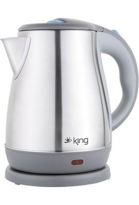 King Gonca K 680 Elektrikli Su Isıtıcı Kettle