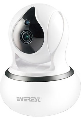 Everest Df-800W 2.0 Mp Hd Lens 2.8Mm/3.6Mm Ip Smart Wifi Network Tf Card Güvenlik Kamerası