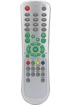 Sislon Amstrad 9055-11000-1110 Uydu Kumandası