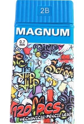 Magnum 0.7 Mm Versatil Kalem Ucu 2B Min 120'Li 60 Mm C-03