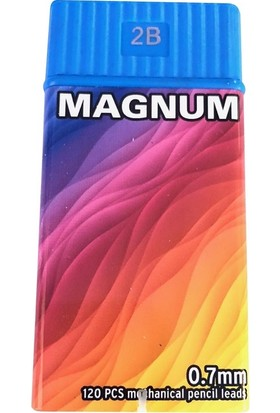 Magnum 0.7 Mm Versatil Kalem Ucu 2B Min 120'Li 60 Mm C-07