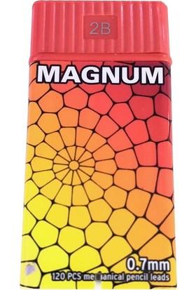 Magnum 0.7 Mm Versatil Kalem Ucu 2B Min 120'Li 60 Mm C-09