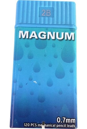 Magnum 0.7 Mm Versatil Kalem Ucu 2B Min 120'Li 60 Mm C-17
