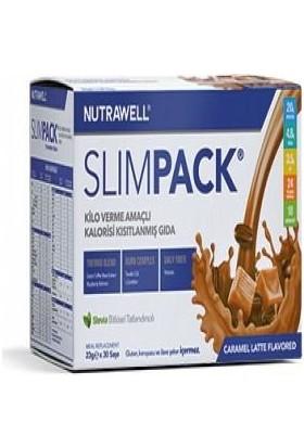 Nutrawell Slimpack Caramel Latte Flavored 23gr*30sase