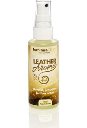Furniture Clinic Deri Aromalı Konsantre Oda Parfümü –doğal Deri Kokusu Sprey– 100 ml