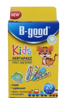 B-Good Kids Yara Bandı 20'li