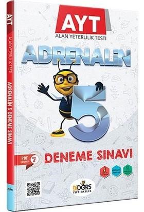 Biders Ayt Adrenalin 5 Deneme Sınavı-Yeni