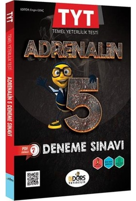 Biders Tyt Adrenalin 5 Deneme Sınavı-Yeni