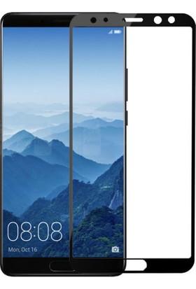 Morcep Huawei Mate 10 Lite 5D Glass Ekran Koruyucu Cam