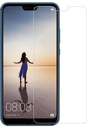 Morcep Huawei P20 Lite 5D Glass Ekran Koruyucu Cam