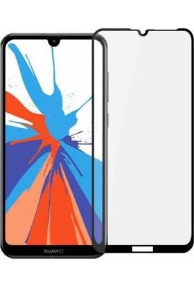 Morcep Huawei Y7 Pro 2019 5D Glass Ekran Koruyucu Cam