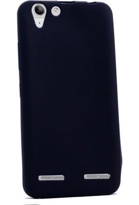 Case Street Lenovo K5 Kılıf Premier Silikon Kılıf Esnek Kılıf Mat Silikon Kılıf Siyah