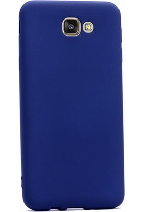 Case Street Samsung Galaxy J5 2015 Kılıf Premier Silikon Kılıf Lacivert