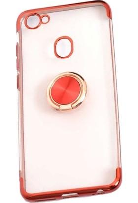 Case Street Casper Via G3 Kılıf Gess Yüzüklü Mıknatıslı Silikon Kırmızı