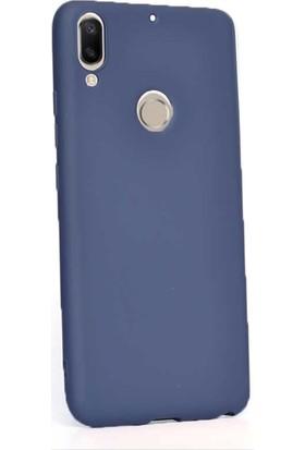 Gpack Casper Via G3 Kılıf Premier Silikon Esnek Arka Koruma Lacivert