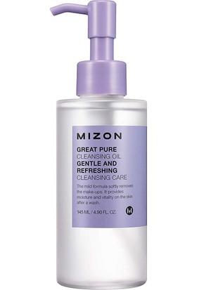 Mizon Great Pure Cleansing Oil - Bitkisel Cilt Temizleyici Yağ