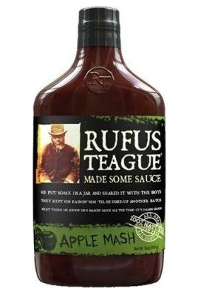 Rufus Teague Apple Mush Bbq Sos 454Gr