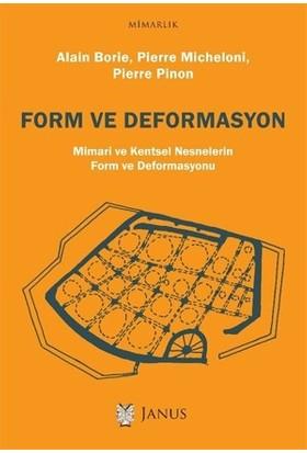 Form V Edeformasyon - Alain Borie