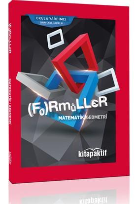 Kitap Aktif Matematik Geometri Formüller Cep Kitabı