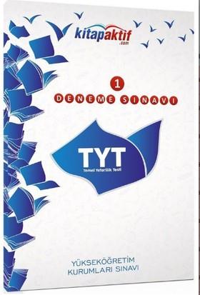 Kitap Aktif Tyt 1 Deneme Sınavı