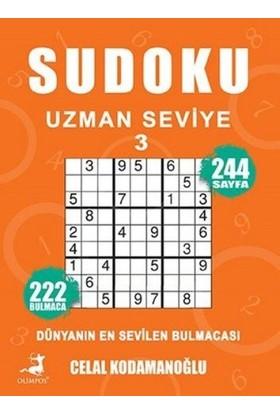 Sudoku 3 - Uzman Seviye - Bertan Kodamanoğlu