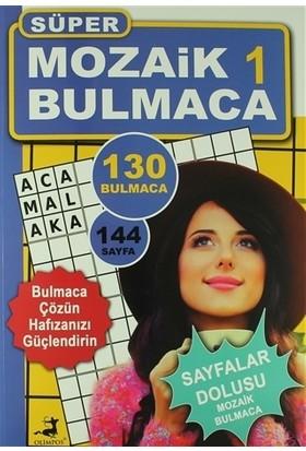 Süper Mozaik Bulmaca - Bertan Kodamanoğlu