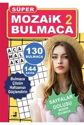 Süper Mozaik Bulmaca 2 - Bertan Kodamanoğlu