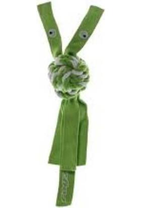Rogz Köpek İp Oyuncak Yeşil Small 4,9 Cm
