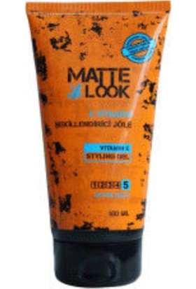 Matte Look E Vitaminli Jöle 150 ML