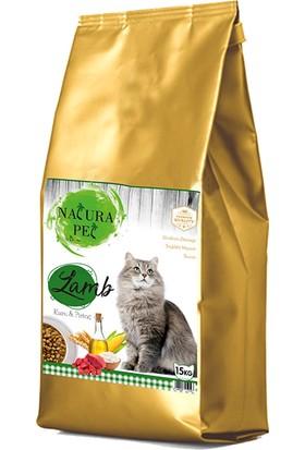 Natura Pet Kuzulu Yetişkin Kedi Maması 15 kg
